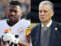 Antonio Brown se reunirá com o dono do Steelers – NFL.com