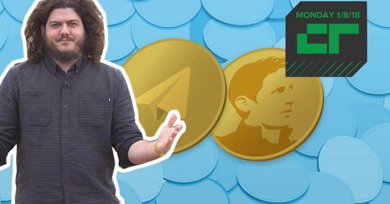 Relatório Crunch | Um ICO de telegrama seria enorm
