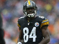 Steelers GM: 3 equipes perguntaram sobre Antonio Brown