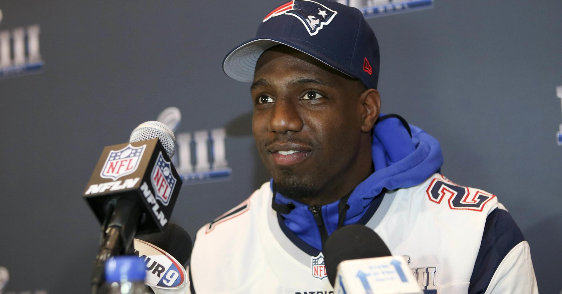 N.E. Duron Harmon dos Patriots diz que ele não vai para a Casa Branca depois da vitória no Super Bowl