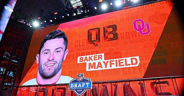 Cheio 2019 NFL Draft Order: Cardeais para escolher primeiro geral