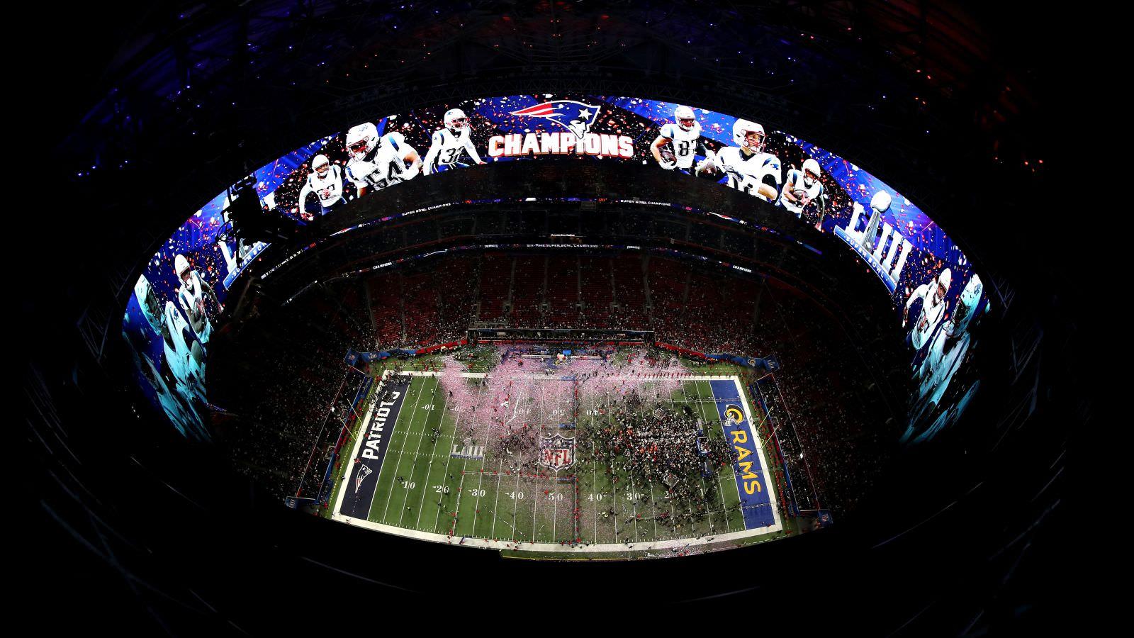 O Super Bowl Crappiest Na Memória Também Fez As Classificações Mais Confusas Em Mais De Uma Década