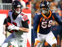 Broncos, Falcons para enfrentar em 2019 Hall of Fame Gam
