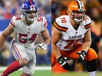 Gigantes trocam Vernon com Browns por Zeitler – NFL.com