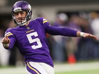 Vikings ressignificam kicker Dan Bailey para contrato de um ano
