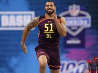 Sweat quebra recorde de DL moderno em 40 – NFL.com