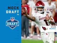Schrager mock draft 1.0: Murray para Cardeais! – NFL.com
