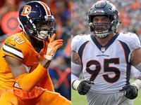 Broncos exercerá opções em Sanders, Wolfe – NFL.com