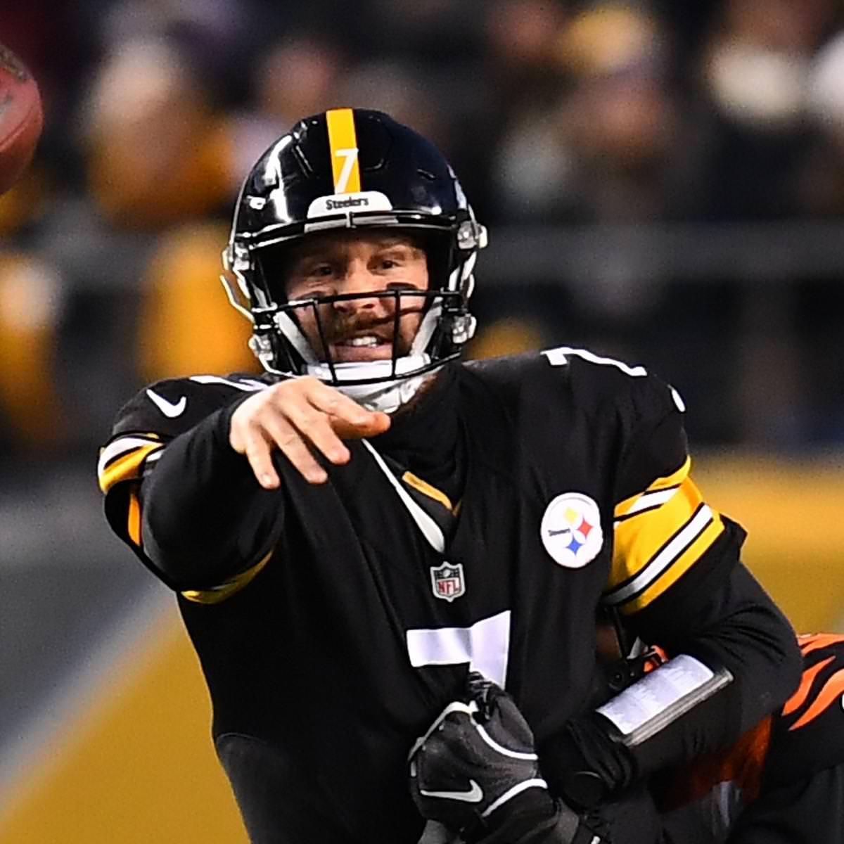 """Ben Roethlisberger, novo contrato """"significativo"""" de Steelers fala em andamento"""