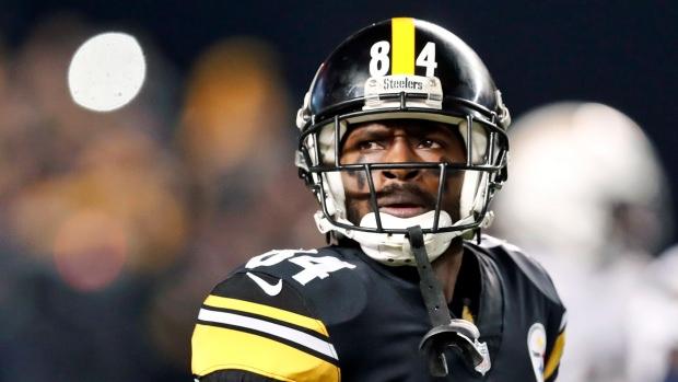 Relatórios: Comércio de Steelers Brown to Raiders – TSN