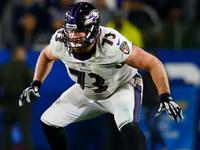 Ravens assina o marechal Yanda para extensão de um ano