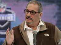 Giants GM Gettleman: 'Eu não vou forçar uma escolha'
