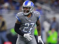 Glover Quin responde a relatos de infelicidade do Lions – NFL.com