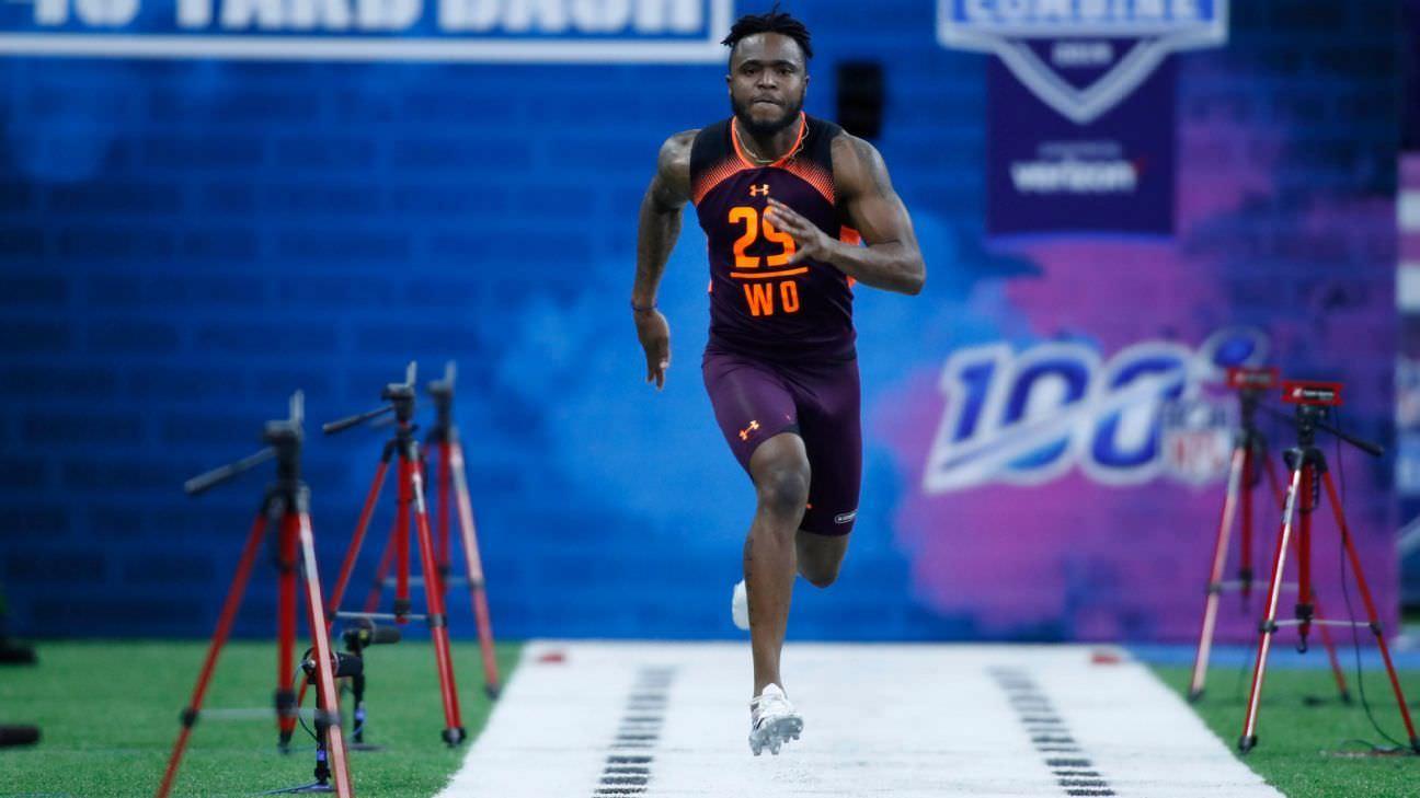 As escolhas mais subestimadas do draft da NFL de 2019