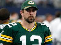 Aaron Rodgers permanece dia a dia com entorse de joelho – NFL.com