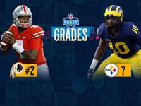 Classificando as classes de rascunho, 1-32 – NFL.com