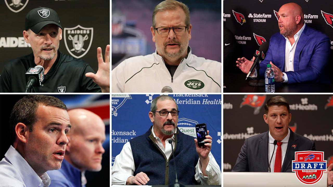 Especialistas preliminares antecipam essas mudanças dos 10 melhores times da NFL Draft – BuffaloBills.com