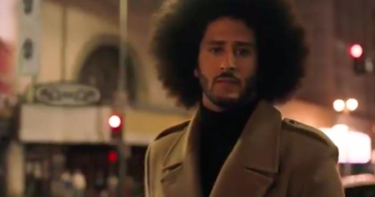 Colin Kaepernick revela um novo anúncio Nike emocional em meio a controvérsia