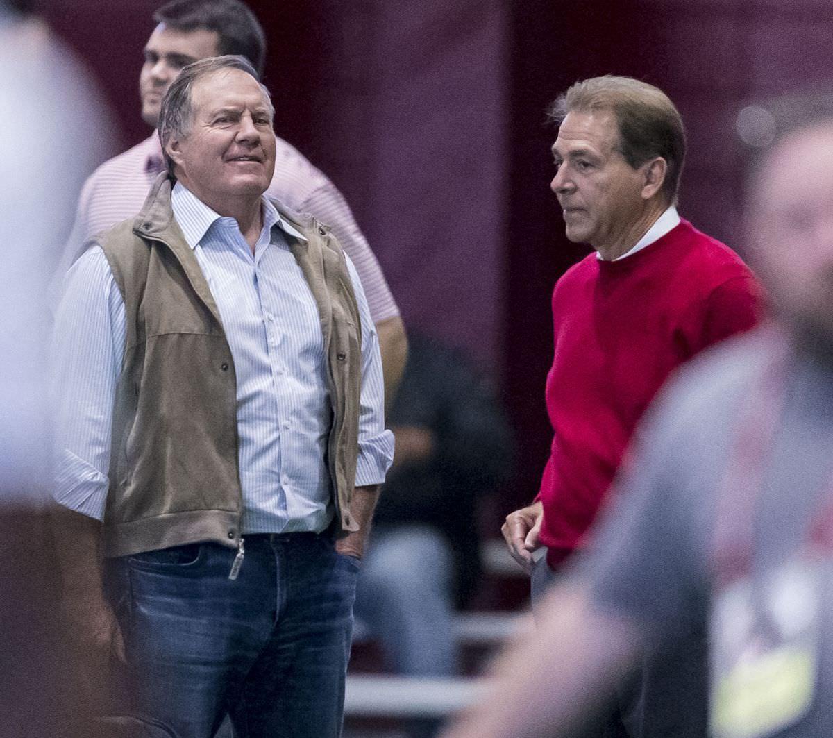 Quando três ex-jogadores do Alabama perderam o NFL, Nick Saban venceu novamente – AL.com