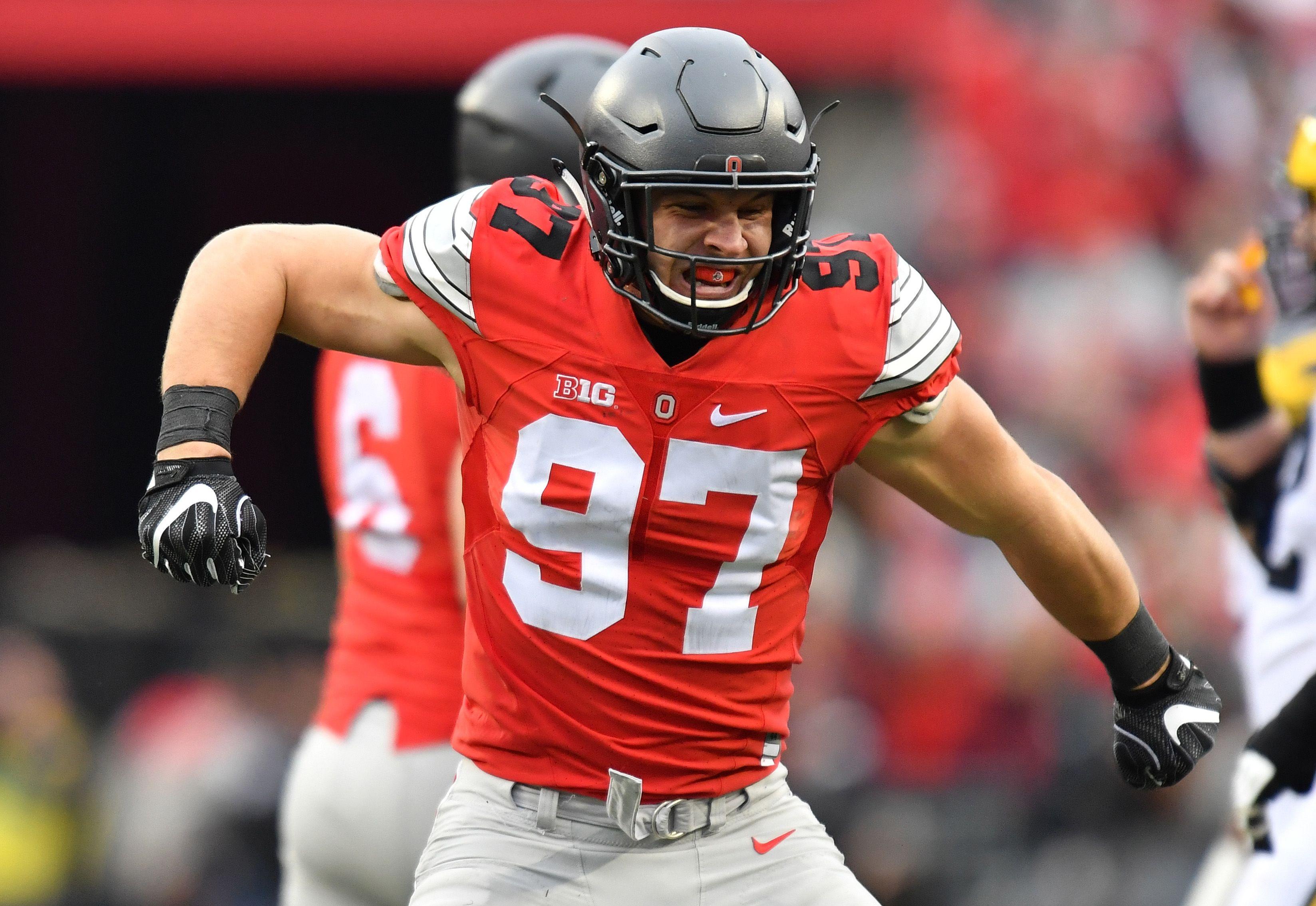 Futebol do Estado de Ohio: o rascunho da NFL 2019 de Steve Koesterman – FanSided