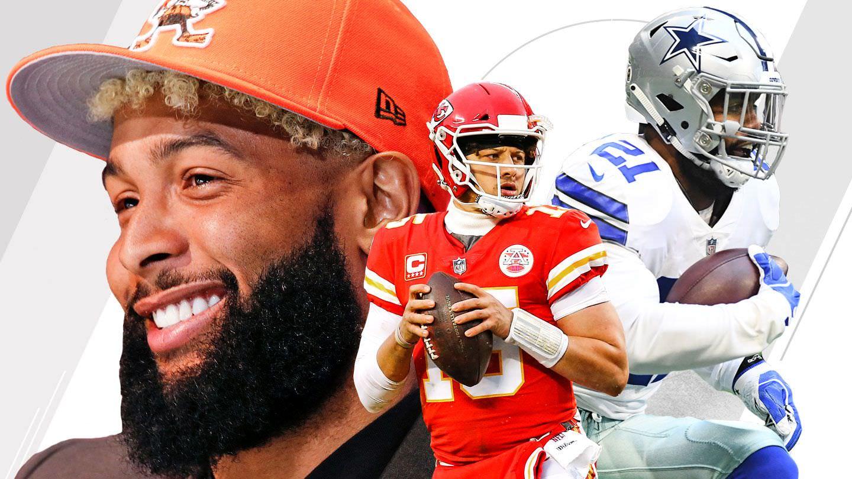 Notas de temporada para todas as 32 equipes da NFL