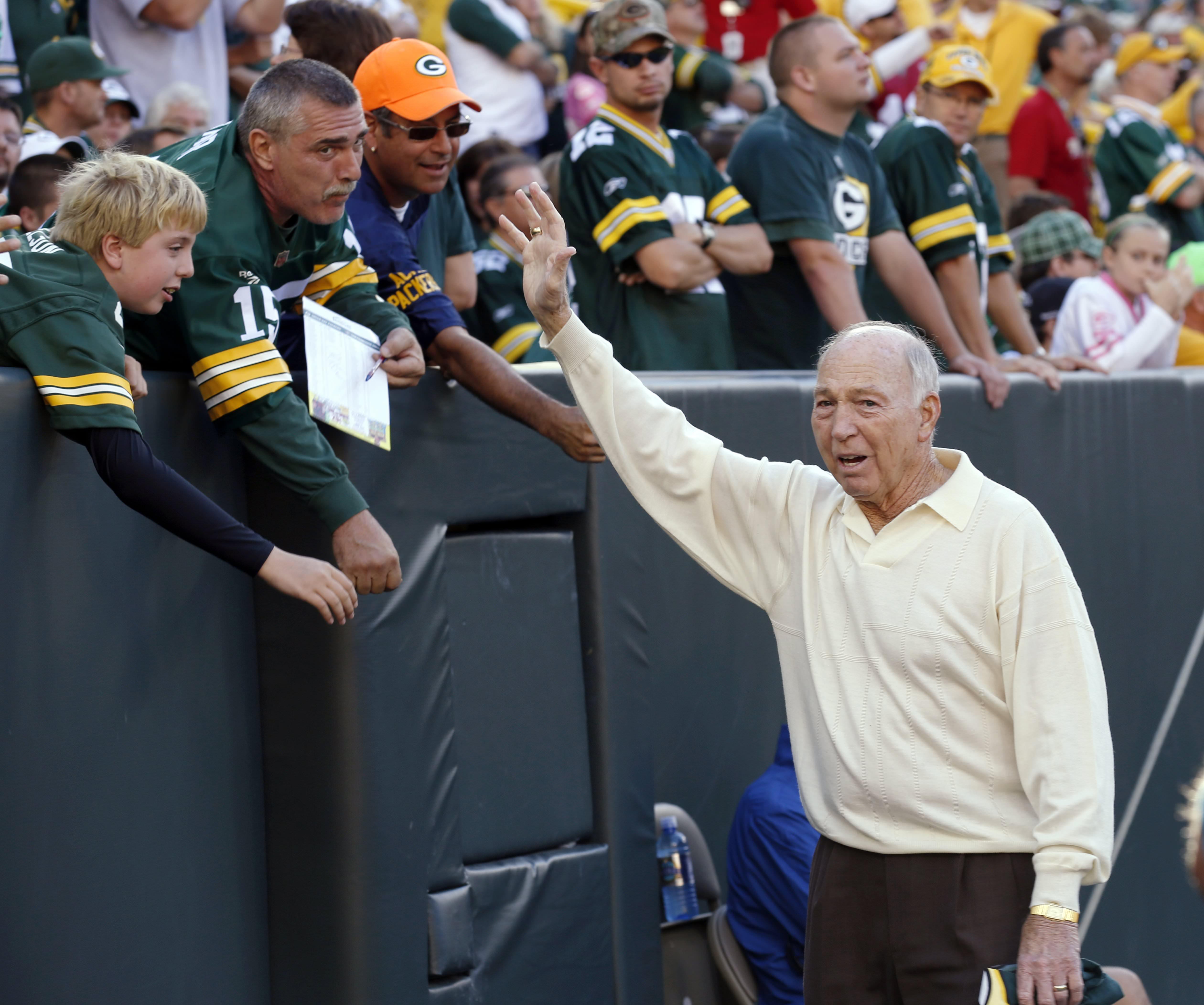 "Bart Starr, estrela do ""Ice Bowl"" da Green Bay Packers, morre aos 85 anos"