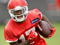 Chiefs rookie WR Mecole Hardman um estudo rápido