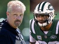 Gregg Williams, dos Jets, revela suas primeiras palavras a Adams