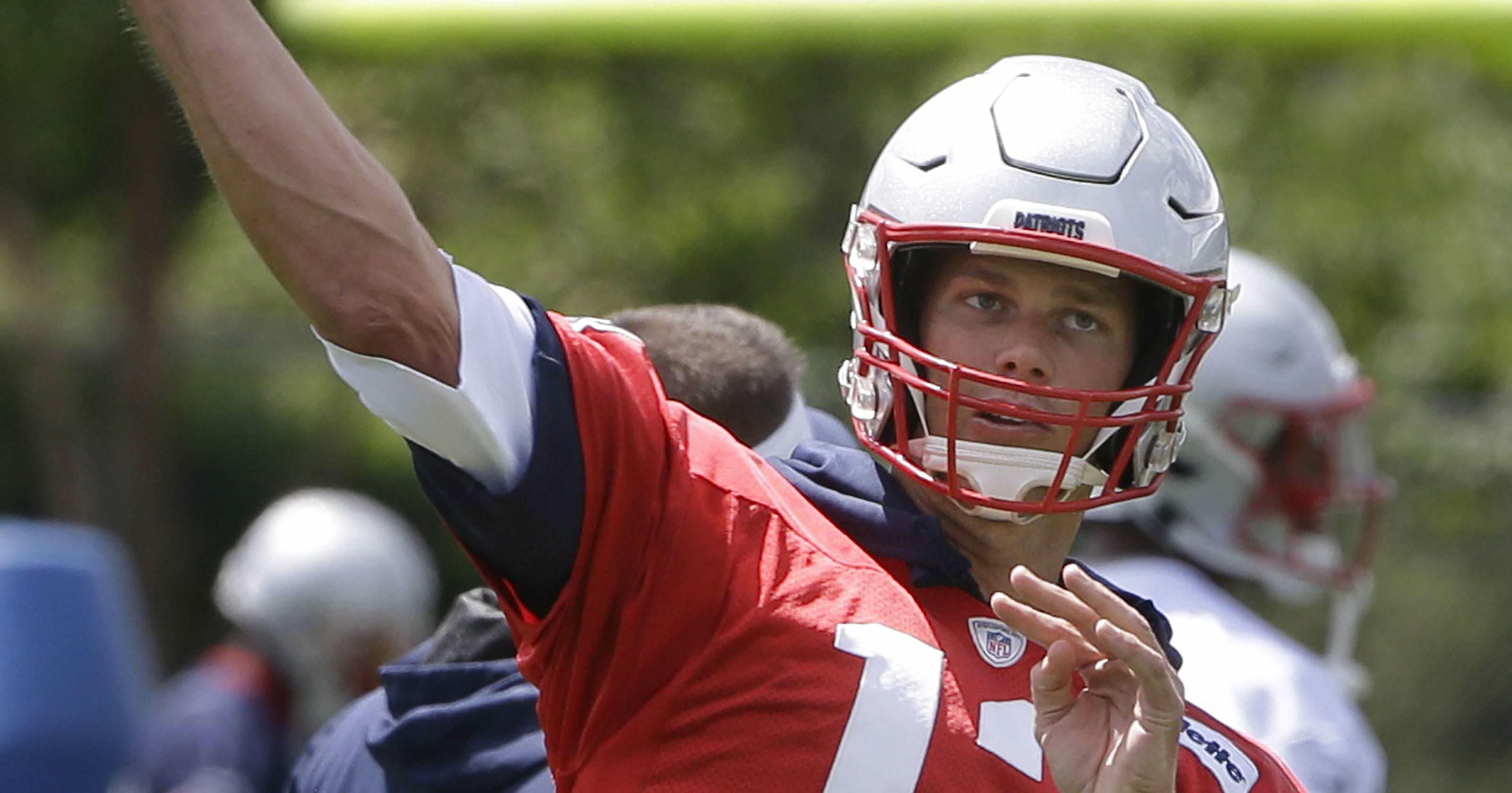 Ben Watson está pronto para aproveitar a oportunidade com os Patriots