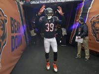 Eddie Jackson dos Bears: Estamos pegando essa coisa toda