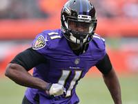Redskins assinar WRs Breshad Perriman, Michael Floyd – NFL.com