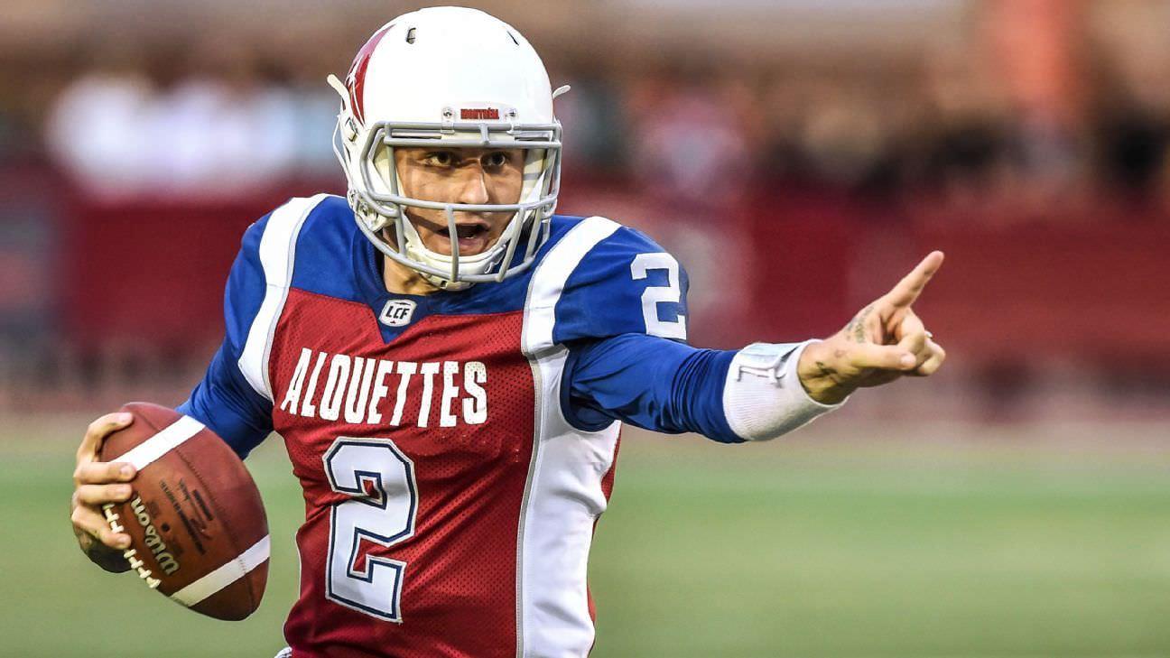 Manziel interessado em jogar por Houston em XFL