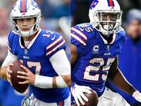 McCoy diz que Josh Allen, dos Bills, parece mais confiante