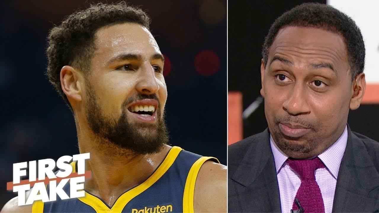 O acordo de Klay Thompson com os guerreiros já está feito – Stephen A.   Primeiro Take – ESPN