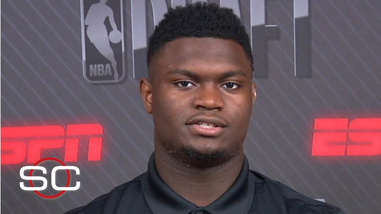 Sião encontra comparações com Jordan, Lebron, Westbrook e Kawhi | Centro esportivo | 2019 NBA Draft – ESPN