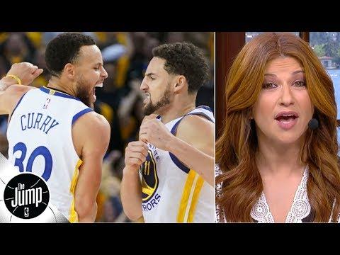 Ganhar ou perder, vamos esperar que os Warriors nos dêem um último vislumbre de magia – Rachel Nichols | O salto – ESPN