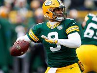 DeShone Kizer vê além do papel de backup do Packers