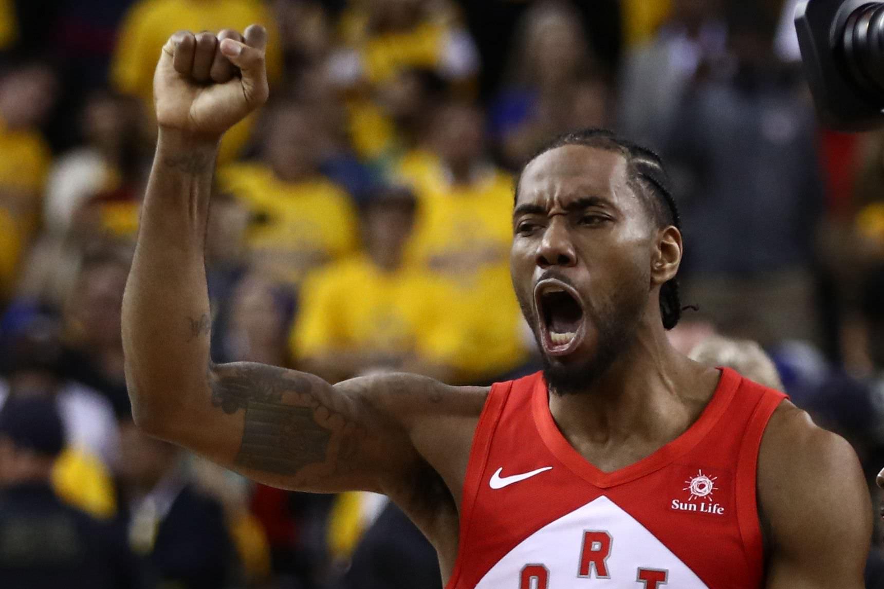 Report: Kawhi ainda indeciso entre Raptors, Lakers, Clippers – Yahoo Sports