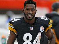 Big Ben: Eu não estou preocupado com Antonio Brown – NFL.com