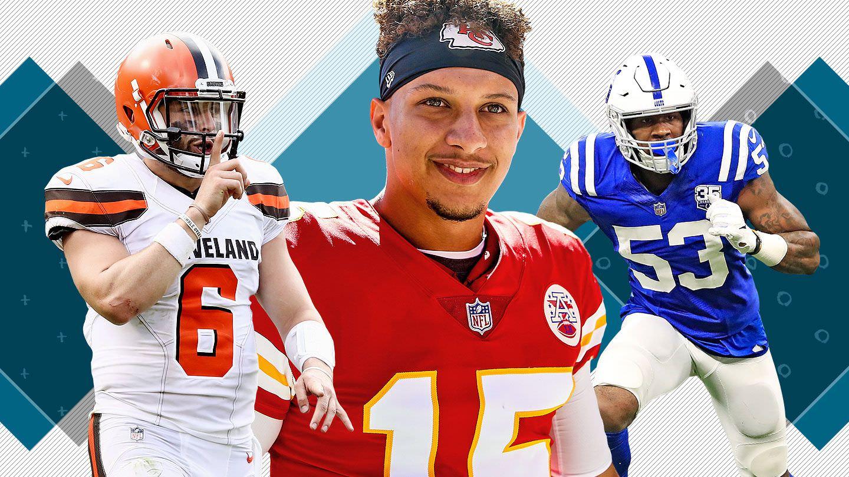 NFL Future Power Rankings: projeções para todas as 32 equipes nos próximos três anos