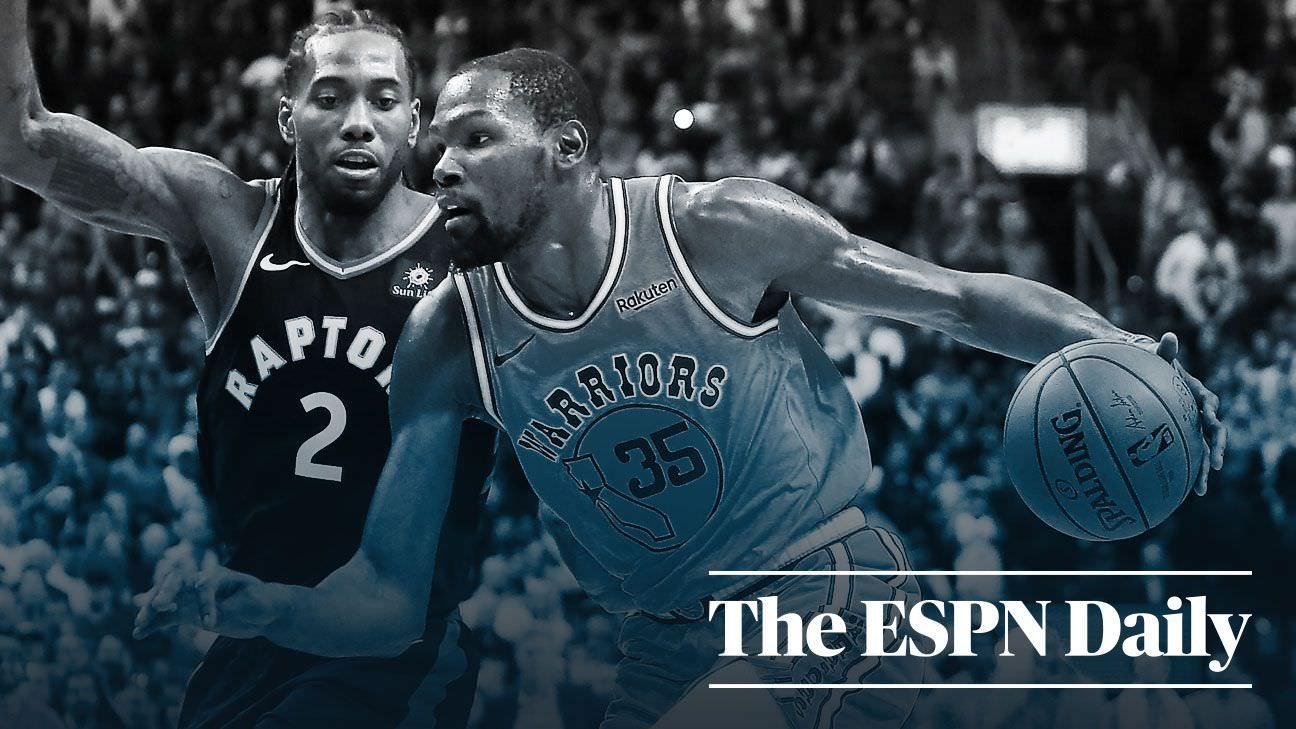 The ESPN Daily: Suas previsões da agência livre da NBA