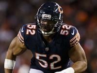 Packers 'foram agressivos' na perseguição de Khalil Mack