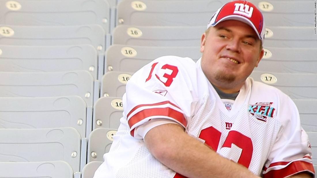 Jared Lorenzen, ex-quarterback da NFL, morreu aos 38 anos