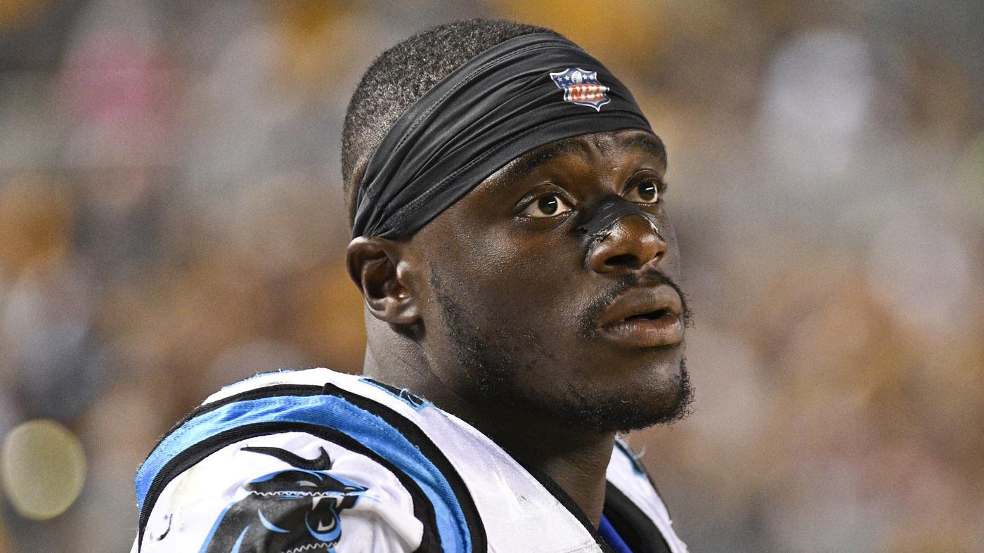 Abandonado na rua como uma criança, o jogador faz a lista final da NFL