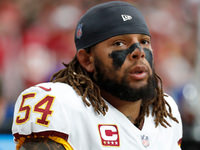 Redskins lança o veterano linebacker Mason Foster