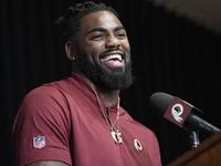 Collins de Redskins se recusa a chamar Giants pelo nome – NFL.com