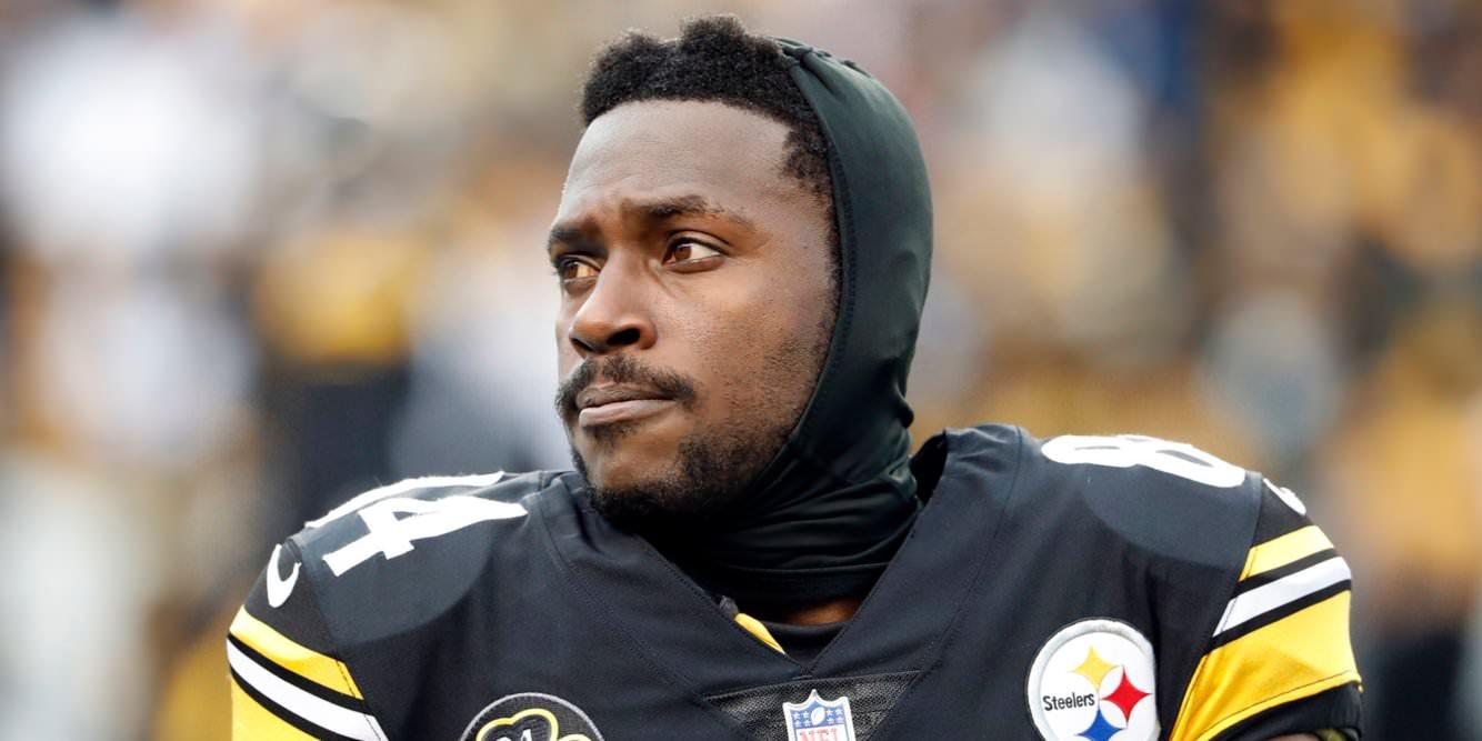 Apenas duas semanas na temporada da NFL e as coisas já estão ficando feias para os Steelers