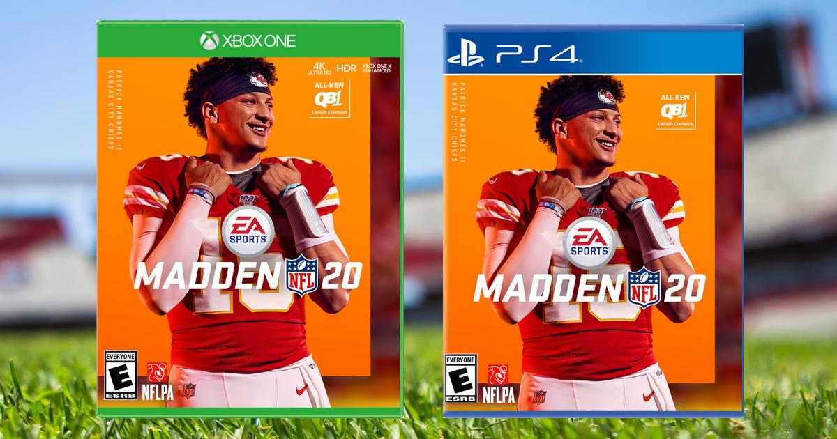 'Madden 20 Superstar Edition' está fora: Compre no Walmart com um jogador bônus
