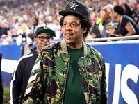 Roc Nation de Jay-Z entra em parceria com a NFL