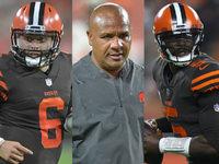 Hue Jackson é mãe dos planos de Browns QB até segunda-feira – NFL.com